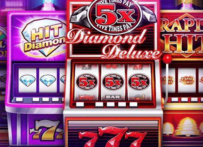 Slot Game Online Free Credit【wg】crazy Luck Casino Slot